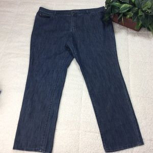 Michael Kors Blue Denim Women's Jeans Sz 20W